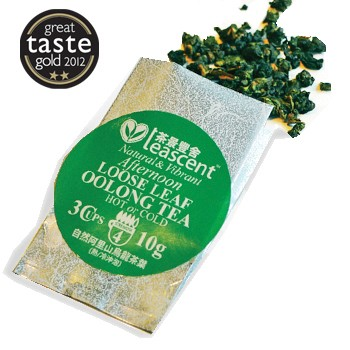 Afternoon Loose Leaf Oolong Tea – 10g Pouch