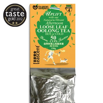 Afternoon Loose Leaf Oolong Tea – 50g Refill Pack