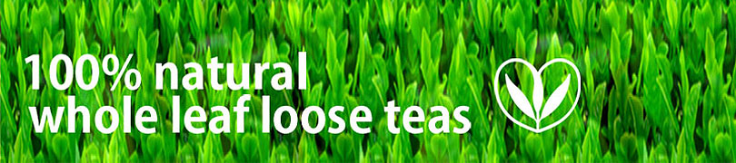Teascent 100 percent natural loose teas