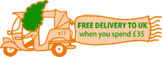 free delivery over �35